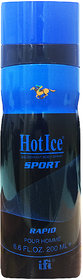 Hot Ice Rapid Pour Homme