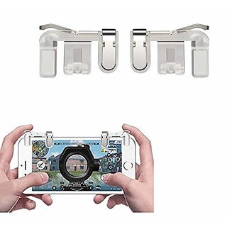 PUBG Mobile Game Controller PUBG/Knives Out/Rules of Survival L1R1 Game for Gamers Yard 1 Pair Sensitive Game Triggers