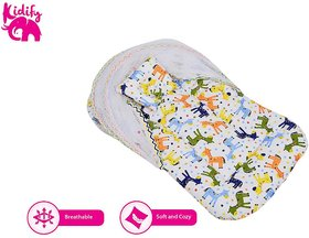 Kidify Reversible Super Comfort Baby Bedding Set -Flip, sleep, repeat (Small 0-6 Months)