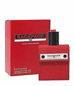 Estiara Back Pack Red Edt Perfume for Homme 100ml