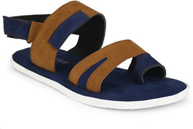 Lee Peeter Men's Valcro Sandals