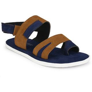 Lee Peeter Men's Valcro Sandals