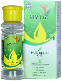 My Dr Pain Relief Oil 60 ml