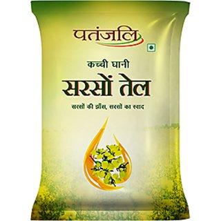 Patanjali Kachi Ghani Mustard oil 1000 gms