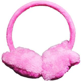 Unisex Winter Warm Knitted Earmuffs Ear Warmers Muffs