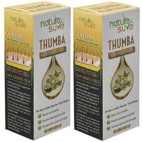 Nature Sure Thumba Wonder Hair Oil for Men and Women  2 Packs (110ml each)