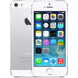 Refurbished Apple iPhone 5s (Silver, 16 GB) 1 Year WarrantyBazaar Warranty