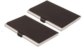 Genuine Accessory Atm, Visiting , Credit Card Holder (Unisex) Pack of 2