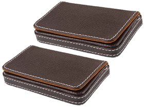 Atm, Visiting , Credit Card Holder Genuine Accessory Pack of 2