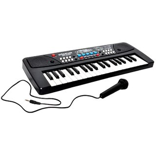 37 Key Bigfun Piano Keyboard Toy for Kids with Mic and Recording- 2019 Latest Edition