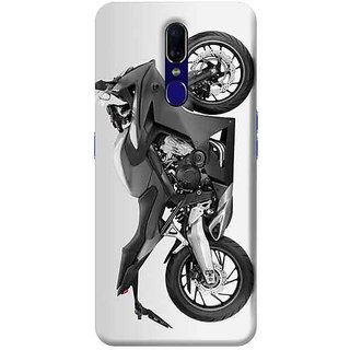 FABTODAY Back Cover for Oppo F11 - Design ID - 0789