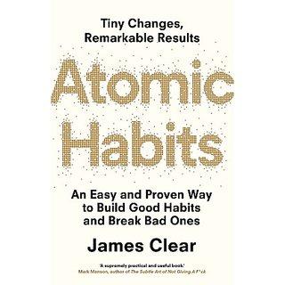 Atomic Habits  (English, Paperback, Clear James)