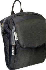 My Pac ViVaa unisex waterproof mini backpack and sling bag black