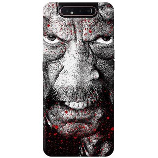 FurnishFantasy Mobile Back Cover for Samsung Galaxy A80 (Product ID - 0130)