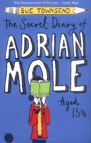The Secret Diary of Adrian Mole Aged 13 3/4 By  Sue Townsend EBOOK