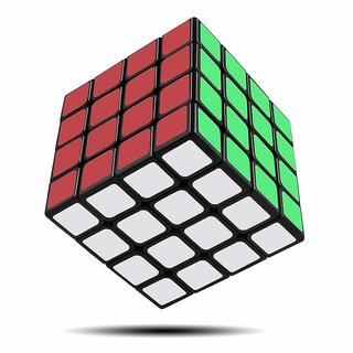 Kidz Rubiks Rubix Rubic Cube 4x4 High Speed Magic Puzzle Cube