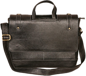 PE GENUINE Leather new Office Bag Messenger Laptop Bag Leather Portfolios BL64