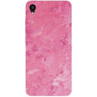 SmartNxt Designer Printed Case for  Tecno Camon iAce/Patterns & Ethnic/Pink
