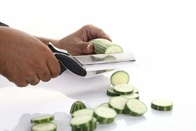 Ankur 2 in 1 Smart Knife with Chopping Board, 1 Piece