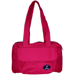 Duckback Waterproof Diana Hand Messenger Bag   Pink  Messenger Bags