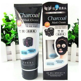 Whitening and Brightening Charcoal Peel Off Mask (130ml)