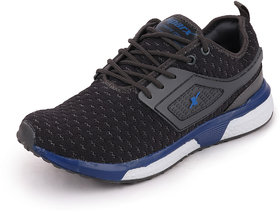 Sparx Men Grey Royal Blue Sports Running Shoes