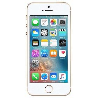 Apple iPhone 5s (Gold, 16 GB)(Refurbished)(1 Year Warranty Bazaar Warranty)