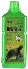 Taiyo Plus Discover Turtle Food Container - Turtle Food