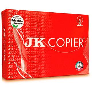 JK copier A4 pages  75 GSM  Set of 5 RIM