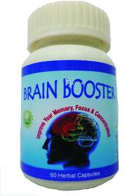 Hawaiian herbal brain booster capsule-Get 1 same drop free