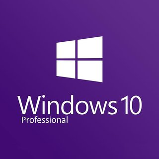 Windows 10 Pro 64 Bit - Digital Delivery By E-Mail