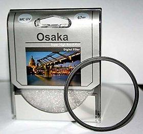 Osaka 67mm UV Filter for Canon EOS DSLR Camera