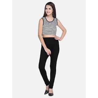 QH Girls Cotton-Lycra Leggings