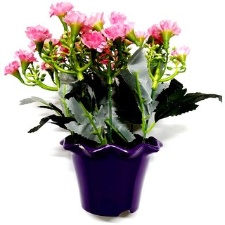 Artificial Small flower Bonsai plants
