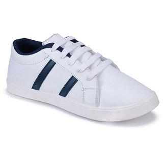Buy Birde Men White Casual Shoes Online