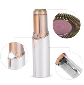 Bharat Shopping Hub Flawless Finishing Touch Instant Painless Facial Hair Remover Women Men Shaver