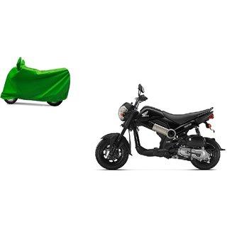 Intenzo Premium  Full green  Two Wheeler Cover for  Honda Navi