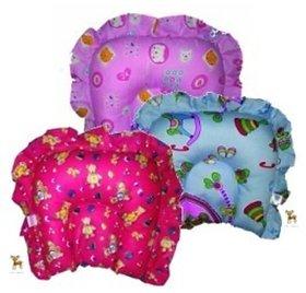 Little Monster Baby Pillow (Set of 3)