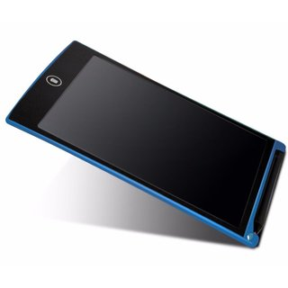 Era Innovative Gifting 8.5 LCD Writing Tablet for Kids Ideal Gifting Option for Children Blue Color