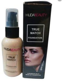 Huda beauty liquid foundation matte finish