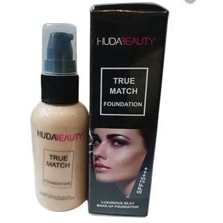 Huda beauty liquid foundation matte finish
