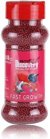 Taiyo Discovery Special Fish Food Fast Growth 60gms Container / Aquarium Purpose