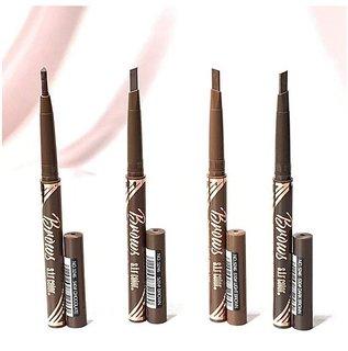 SFR Eye Brow Pencil Brow Eyes Brown Pack of 4 3 g