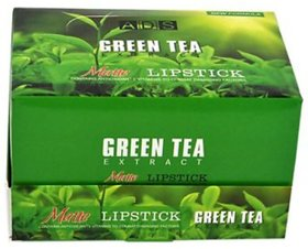 ADS Green Tea Extract Multicolour Lipstick Set Of 12