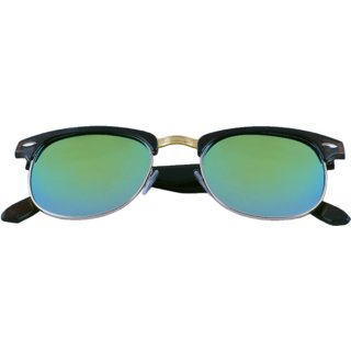 Aleybee uv protected clubmaster green