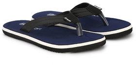 Knoos Men's Blue Flip Flops