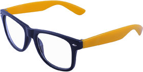 Aleybee uv protected wayfarer yellow