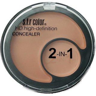 SFR 2 in 1 Creame Makeup Face Concealer