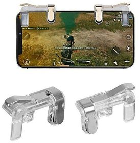PUBG Mobile Game Trigger Shooter Sensitive Shot and Aim Buttons L1R1 Shooter Controller Handle for PUBG / Fortnite
