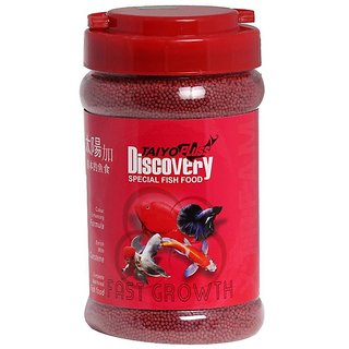 Taiyo Discovery Special Fish Food Fast Growth 330gms Container / Aquarium Purpose